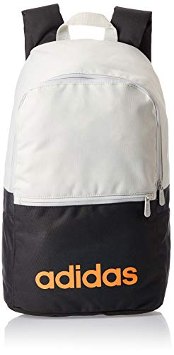 adidas Lin CLAS BP Day Mochila, Unisex Adulto, griorb/grisei/corsen, Talla Única