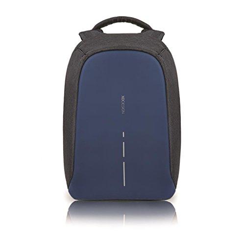Original Genuine XD Design Bobby Compact Antirrobo Mochila Anti Theft Backpack Diver Blue
