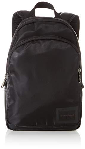 Calvin Klein - Ckj Sleek Nylon Campus Bp 35, Mochilas Mujer, Negro (Black), 1x1x1 cm (W x H L)
