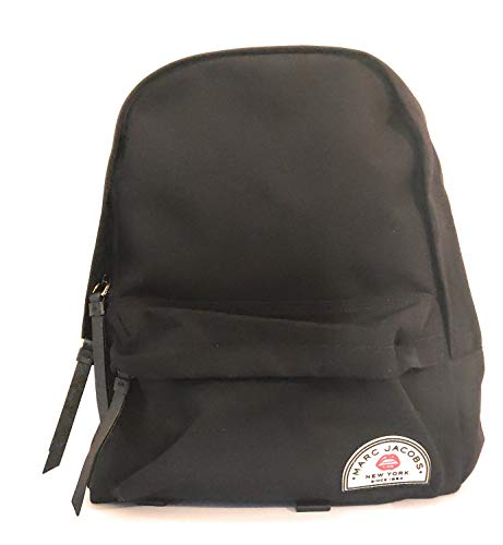 Marc Jacobs Polyesthene mochila Negro hombre 28x38x10cm nuevo