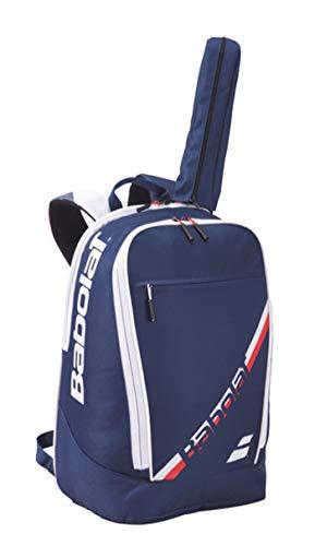 Babolat Backpack Classic Flag 20 Mochila, Adultos Unisex, Bleu Blanc (Blanco), Talla Única