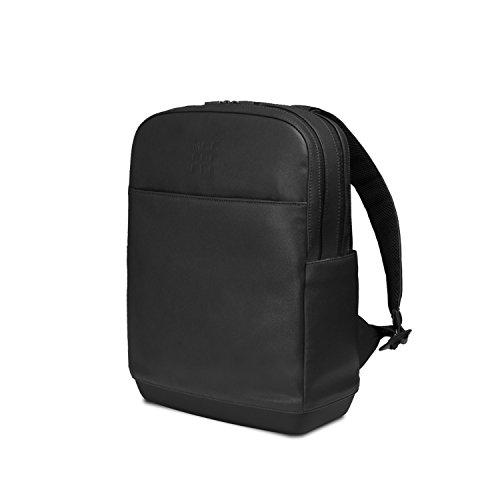 Moleskine - Mochila Clásica para Ordenador Portátil, iPad, Tablet de Hasta 15', Mochila para el Trabajo, Tamaño 43 x 33 x 14 cm, Negro