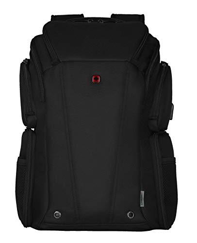 Wenger, BC Class - Mochila para portátil de 14 a 16 pulgadas (con bolsillo para tablet), color negro