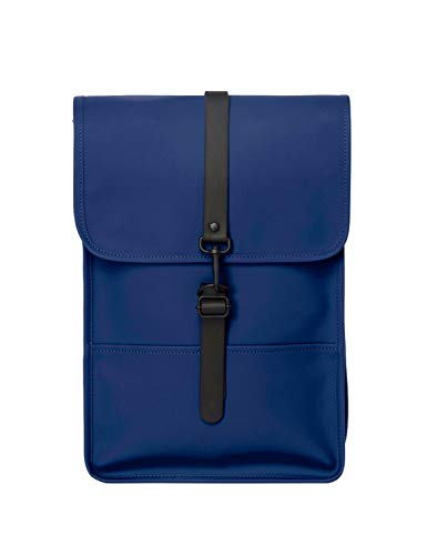 RAINS Backpack Mini Mochila, Mujer, Klein Blue, Talla Única