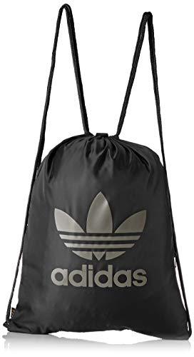 Adidas Adidas Trefoil Gym Sack DV2388 Bolso Bandolera 47 Centimeters 14 Negro (Black)