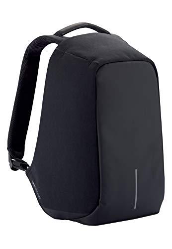 XD Design Bobby XL 17' Portátil Mochila Antirrobo Negro con USB (Bolsa Unisex)