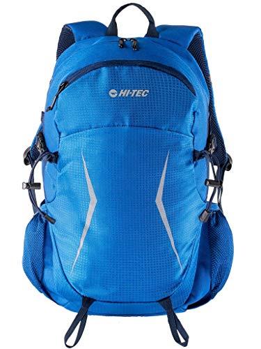 Hi-Tec XLAND - Mochila de senderismo (18 L), color azul