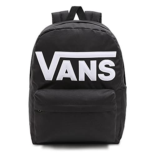 Vans MN Old SKOOL Drop V, Mochila Unisex Adulto, Negro, Unica