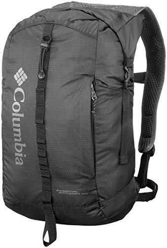 Columbia Essential Explorer 20 L Mochila, Color: Negro; Art. No. 1774641