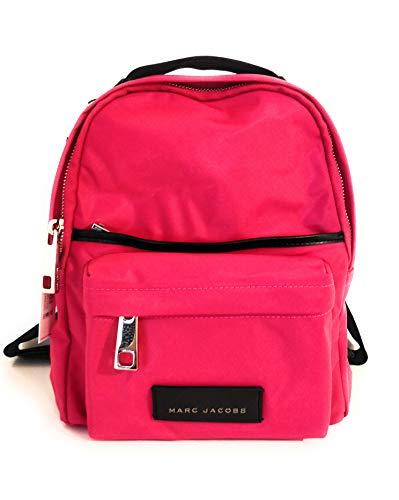Marc Jacobs Mochila de nylon Nylon rojo 25x25x5cm nuevo