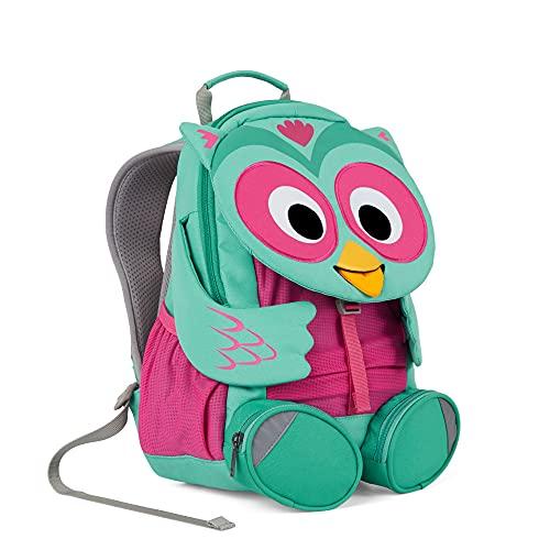 Affenzahn Mochila Para Niños de 3 a 5 Años en El Jardín de Infancia - Olina Owl