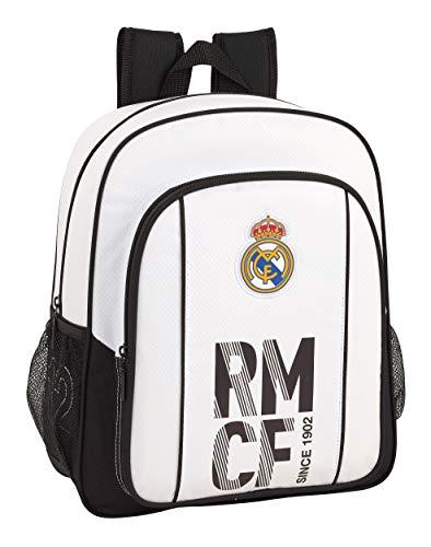 Real Madrid CF Mochila Junior niño Adaptable Carro.