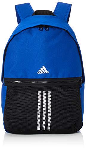 adidas Classic BP 3S Mochila, Adultos Unisex, AZUREA/Negro/Blanco (Azul), Talla Única