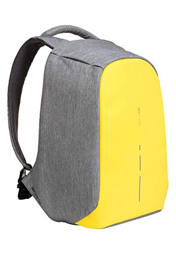 XD Design Bobby Mochila antirrobo, color amarillo