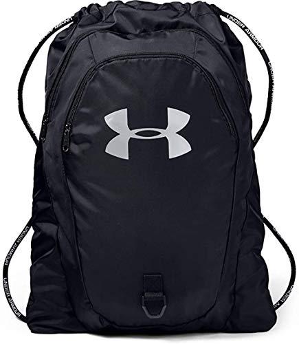 Under Armour UA Undeniable SP 2.0, accesorio deportivo, mochila deportiva unisex, Negro (Black/Black/Silver (001)), Taglia unica