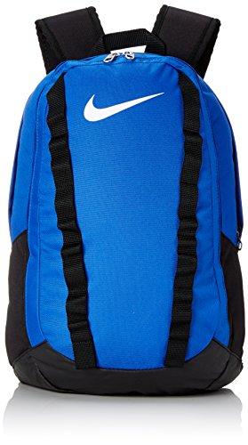 Nike Nike Brasilia 7 Backpack BA5076-400 Mochila Tipo Casual 45 Centimeters 18 Negro (Black)