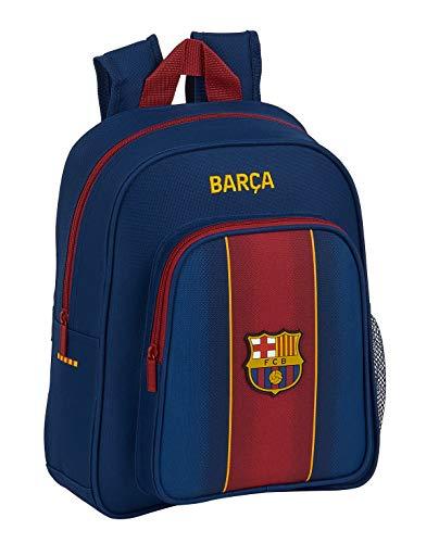 Safta 612029524 Mochila pequeña adaptable carro FC Barcelona