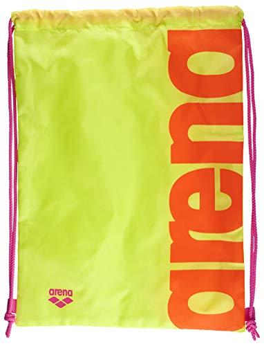 ARENA Fast Mochila, Unisex Adulto, Amarillo (Fluor Yellow), 36x24x45 cm (W x H x L)