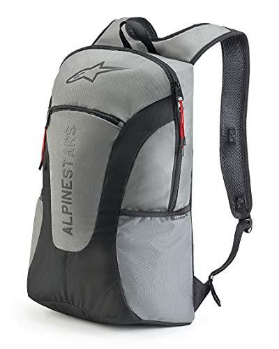 Alpinestars GFX Mochila, Unisex Adulto, Carbón/Negro, OS