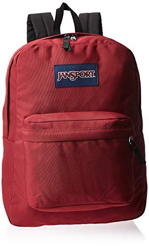 JANSPORT Superbreak - Mochila, Unisex, Adulto, T501, Viking Red, Talla única