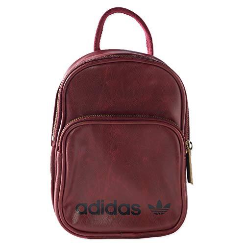 adidas BP X Mini Vin Mochila, Unisex Adulto, Rojo (Buruni), NS