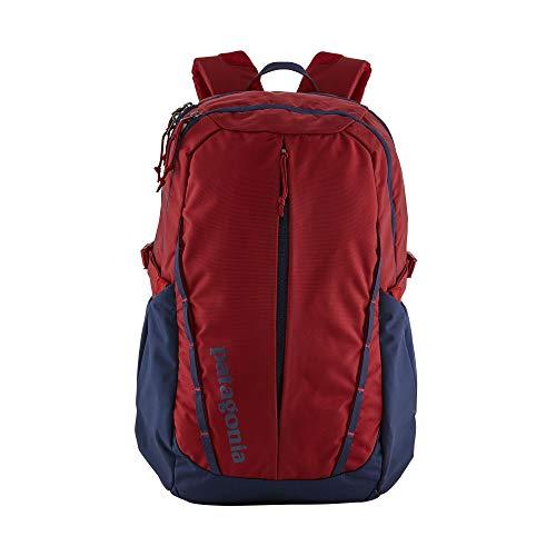 Patagonia Refugio Pack 28L, Mochila Unisex Adulto, Classic Red, 32x42x22 cm (W x H x L)