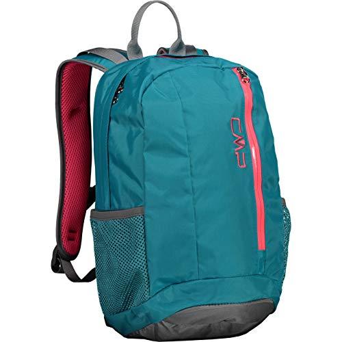CMP Rebel 10L Backpack For Kids Mochila Unisex – Niños, Unisex niños, mochila, 3V96564, Ceramic-gloss, talla única