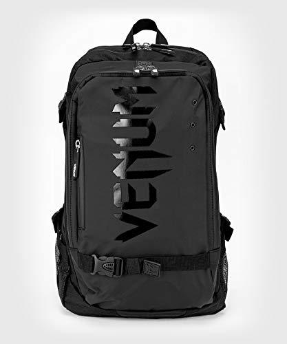 Venum Challenger Pro EVO Mochila, Unisex-Adult, Negro/Negro, Talla única