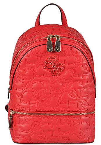 Guess New Wave 4G Backpack RED