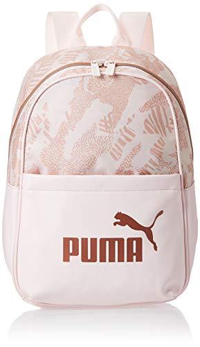 Puma WMN Core Up Backpack Mochila, Mujeres, Rosewater (Rosa), Talla Única