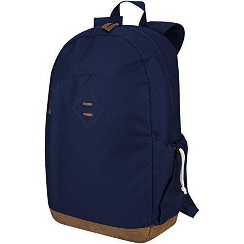 Slazenger - Mochila para portátil de 15.6 pulgadas modelo Chester (30 x 12.5 x 47cm/Azul marino)