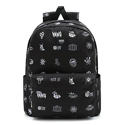 Vans Old Skool H2o Backpack, Mochila Unisex Adulto, Perdido Y Encontrado, Talla única