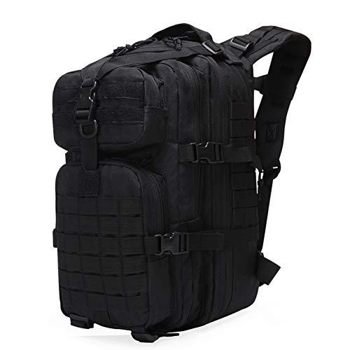 YOYOLIFE 50L Mochila táctica 50L, mochila militar 50L, mochila Molle, mochila del ejército, bolsa de escalada de senderismo