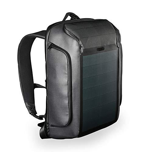 Kingsons Beam Backpack - La Mochila para Energía Solar Más Avanzada - Bolsa Impermeable y Antirrobo para Laptop
