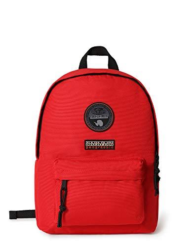 Napapijri Voyage Mini Luggage - Mochila de transporte, rojo brillante. (Rojo) - NP0A4E9W