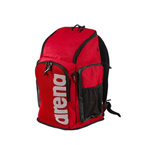 ARENA Bolsa Backpack 45, Unisex Adulto, Team Red, Talla Única