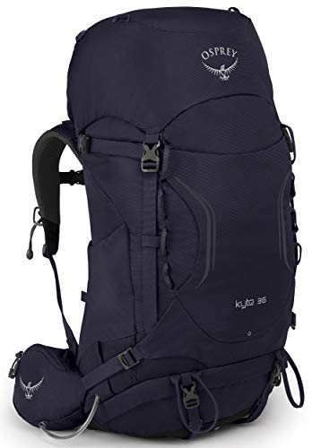 Osprey Kyte 36 Women's Hiking Pack - Mulberry Purple (WS/WM)