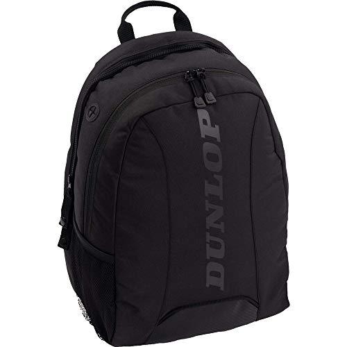 Dunlop NT - Mochila de tenis (talla 1), color negro