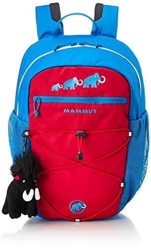 Mammut First Zip 2510 Mochila, Unisex Adultos, Azul (Imperial/Inferno), 21x33x38 cm (W x H x L)