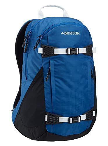 Burton Day Hiker Mochilas, Unisex Adulto, Classic Blue Ripstop, 46 x 26.5 x 4 cm