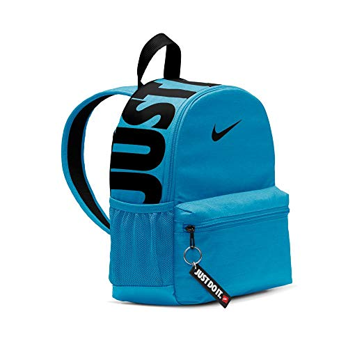 Nike BA5559 - Mochila Just Do it 447 azul 447 Celeste Talla única
