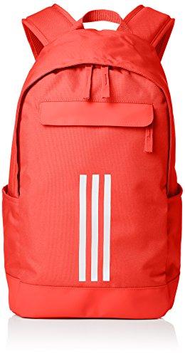 adidas Class BP, Mochila Unisex Adulto, Rojo (Roalre/Blanco/Blanco), 24x36x45 cm (W x H x L)