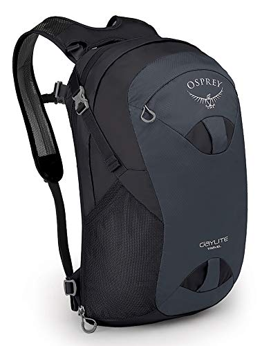 Osprey Daylite Travel, Unisex Everyday & Commute Pack - Black O/S