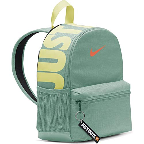 Nike Just Do It - Mochila unisex para niños de Brasilia Mini BackPack, BA5559 316