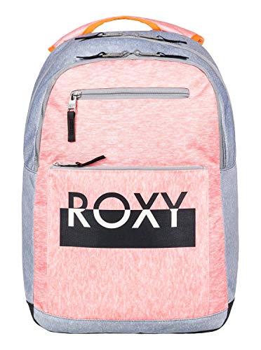 Roxy Here You Are Colorblock - Mochila Mediana para Mujer Mochila Mediana, Mujer, Heritage Heather Ax, 1SZ