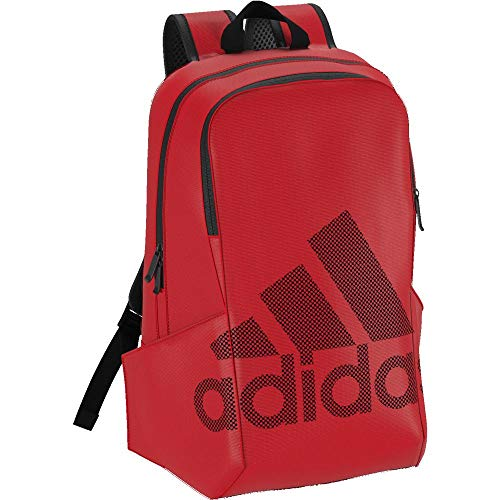 Adidas Training Mochila Tipo Casual 44 Centimeters 25 Rojo (Scarlet/Black)