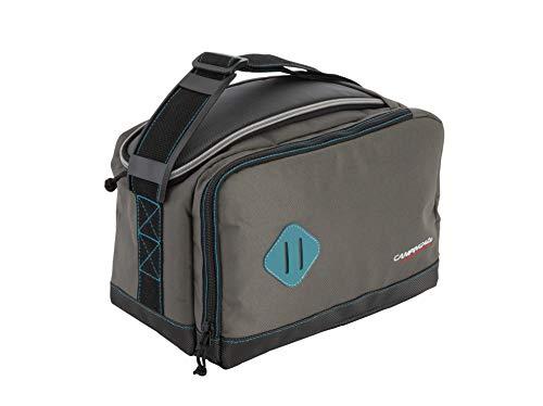 Campingaz Office Coolbag, portatil de 9litros, refrigera hasta 9Horas, Espacio para 12 Botellas de 0,33l, Nevera Plegable Mochila Aislante pequeña, Unisex-Adult, Gris, 9 L