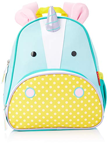 Skip Hop Zoo Pack - Mochila, diseño unicorn, color turquesa