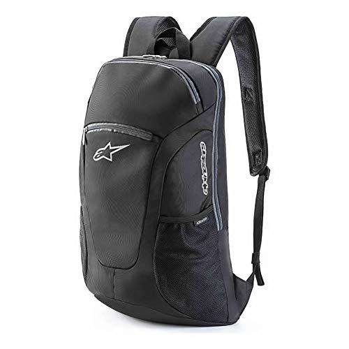 Alpinestar connector backpack Mochila tecnica y ligera., Hombre, black, OS