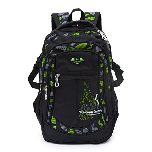 A AM SeaBlue Mochila niños mochila para chicos Mochila escolares niño mochilas escolares bolsos de escuela para niños